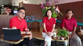 [Bubble Tea Talk with Adrian Ang] Ep 1: Guest starring Ms Gan & Mr Chong