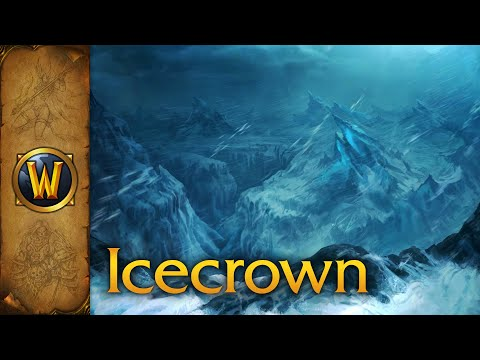 World of Warcraft - Music & Ambience - Icecrown and ICC Dungeons