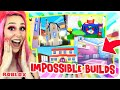 Gambar cover Most IMPOSSIBLE ADOPT ME BUILDS You Wont Believe Exist !