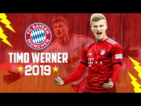 Timo Werner 2019|Amazing Speed Dribbles, Goals, Skills & Assists