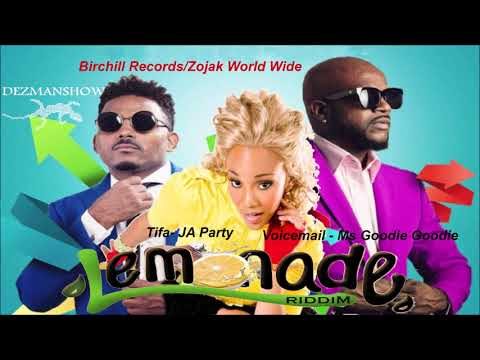 Voicemail ft Tifa - Ms Goodie Goodie - JA Party