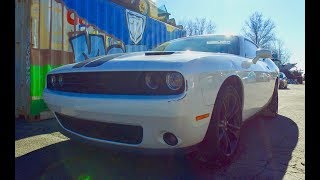 2017 Dodge Challenger. Автомобили с аукциона Копарт (copart.com ). Автомобили из Америки
