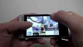 IloMilo 3D Game running on Qualcomm
