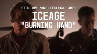 "Iceage | ""Burning Hand"" | Pitchfork Music Festival Paris 2014 | PitchforkTV"