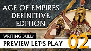 Preview Let's Play: Age of Empires Definitive Edition (02) [deutsch]