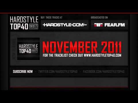 Hardstyle Top40 - November 2011 (HD)
