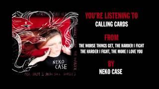 """Neko Case - """"Calling Cards"""" (Full Album Stream)"""