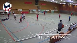 180128 Hallenhockey 2.Bundesliga - RRK 1. Herren vs TG Frankenthal Highlights
