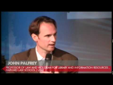 Solution for Net Neutrality / John Palfrey at Open World Forum 2011 ...