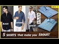 5 Shirts that can make you SMART | Mens Fashion Tamil