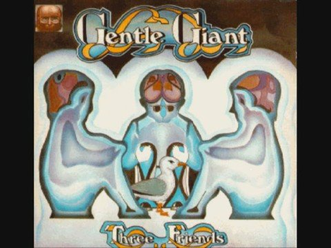 Gentle Giant - Peel The Paint