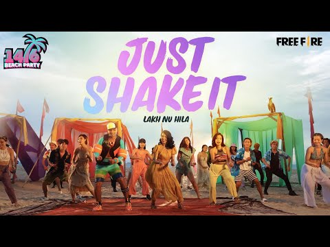 [Official MV] Just Shake It | Beach Party | Free Fire India Official