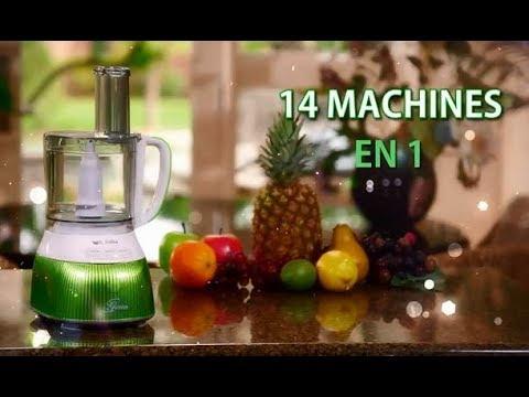 Genius Feelvita Food Processor