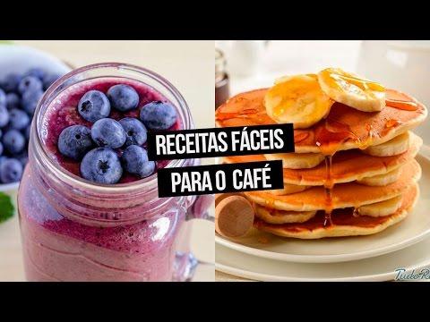 RECEITAS PARA UM CAFÉ DA MANHÃ SAUDÁVEL | #cabideFIT