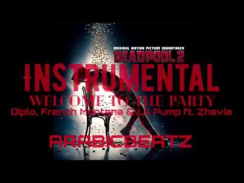Welcome to the Party (Instrumental) Prod. By Arabicbeatz
