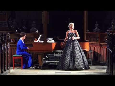 Christina Johnston - Popoli di Tessaglia! – Io non chiedo, eterni Dei by Wolfgang Amadeus Mozart