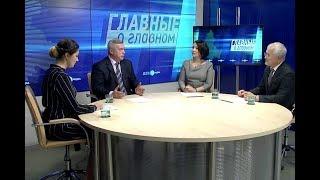 О событиях октября 2018. Комментирует губернатор В.Ю.Голубев, 06.11.2018