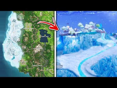 Top 5 Fortnite Expansion Maps THAT SHOULD BE ADDED!