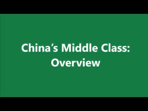Billions - China's Middle Class Overview