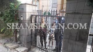 Արտակարգ դեպք Երևանում. Քաղաքացին մետաղյա ճաղերով փակել է հարևանի տան մուտքը
