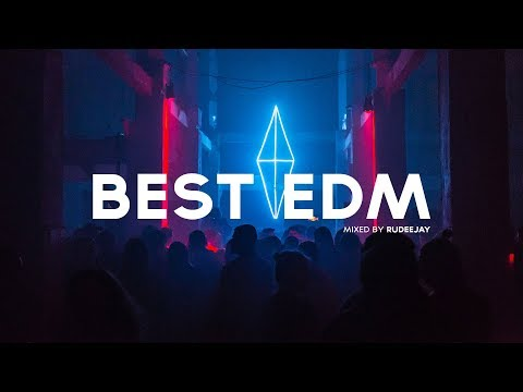 New Electro & House - Best Of EDM (Mixed by Rudeejay)