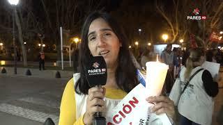 Marcha de Antorchas por la tortura a Corina De Bonis