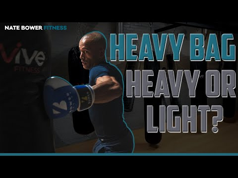 How To Choose A Heavy Bag For Boxing Workouts