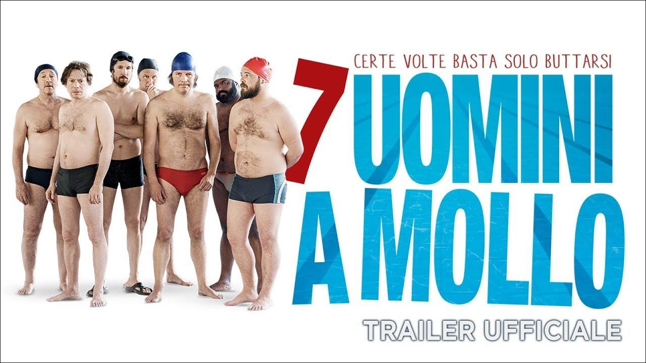 7 uomini a mollo - Trailer italiano ufficiale [HD]