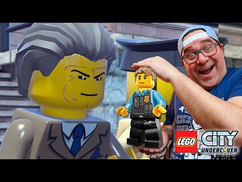 LEGO CITY - Undercover #10 | O MAFIOSO MOE DE LUCA