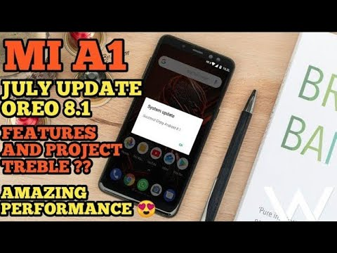 Mi a1 July stable update 8.1 with July security patch+bug fixes+feature test !!