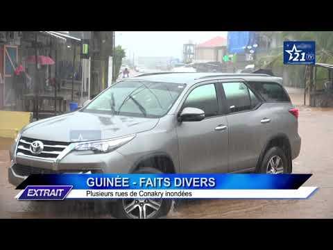 GUINÉE - FAITS