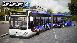 Bus Simulator 18 - Episode 4 - Bendy Bus