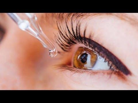 Синдром сухого глаза - лечение, симптомы