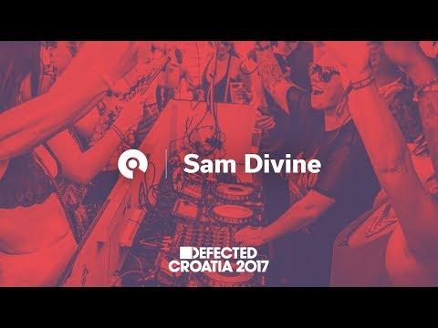 Sam Divine @ Defected Croatia 2017 (BE-AT.TV)