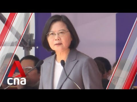 Taiwan's Tsai Ing-wen leading presidential polls as anti-China sentiments spill over from Hong Kong