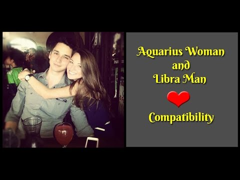 Libra man love match