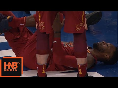 Jeff Green - Injury ? / Cavaliers vs Knicks