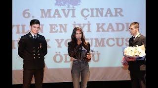"""""""Yılın En İyi Kadın Müzik Yorumcusu"""" Derya ULUĞ"""