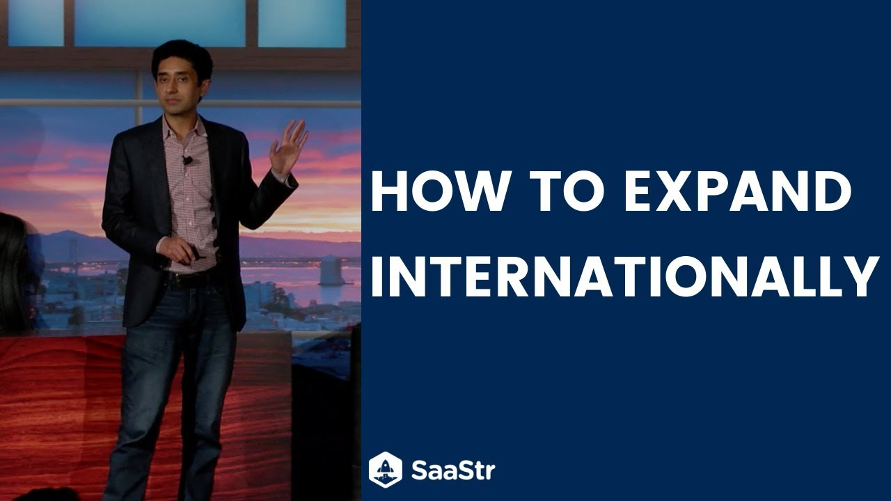 How to Expand Internationally – Lesson From VP of Growth @ LinkedIn (Video  + Transcript)