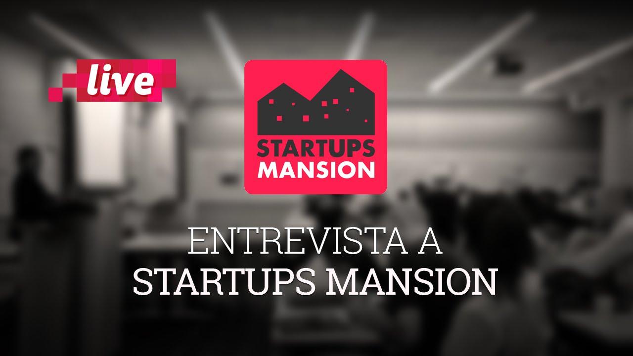 Startup Mansion