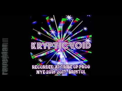 Psytrance Kryptic Void Recorded at Tribe of Frog NYE 2016 2017