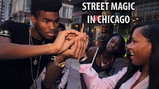 New Street Magic Chicago to React CRAZY!