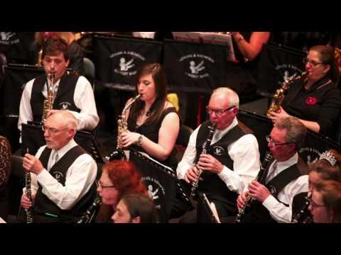 "Moment for Morricone - Newark & Sherwood Concert Band - ""Tributes"" Concert (4.11.16) - PART 3"