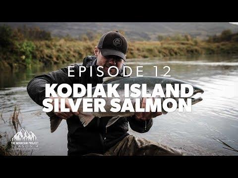 Fishing For Silver Salmon On Kodiak Island - Ep.12 - Kodiak Mountain Goat Hunt