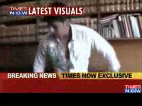Prashant Bhushan beaten up for his Kashmir comments