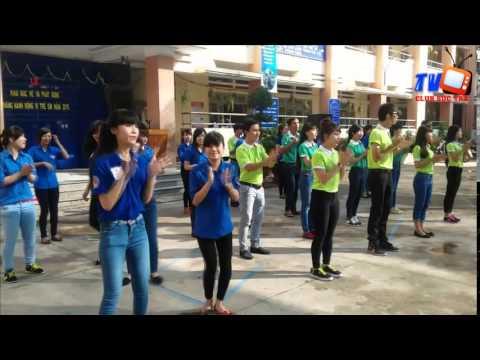 Nhảy dân vũ - CLB Sức Trẻ, ĐH Bình Dương và ĐH KTKT