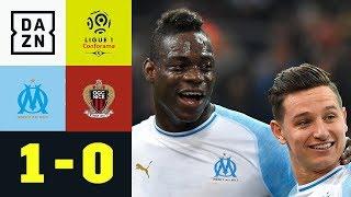 Mario Balotelli trifft schon wieder: Olympique Marseille - OGC Nizza 1:0 | Ligue 1 | DAZN Highlights