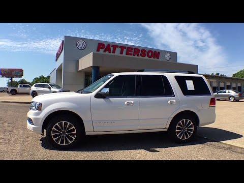 2015 Lincoln Navigator Tyler, Longview, Lufkin, Nacogdoches, Shreveport, TX 137154A