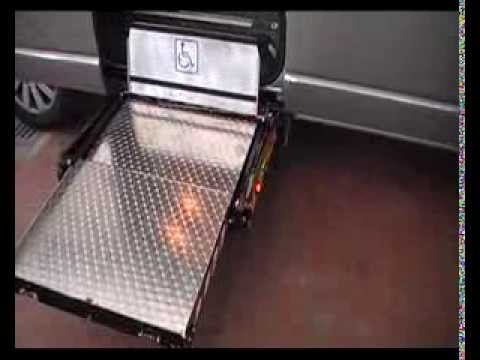 Underfloor wheelchair lifts for car campers bus. To lifts disabled ...