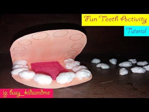 Fun Teeth Activity